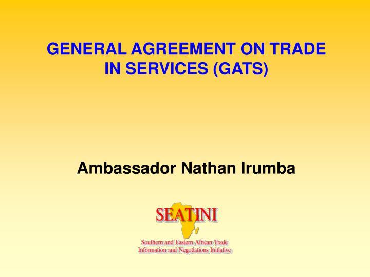 Ambassador nathan irumba