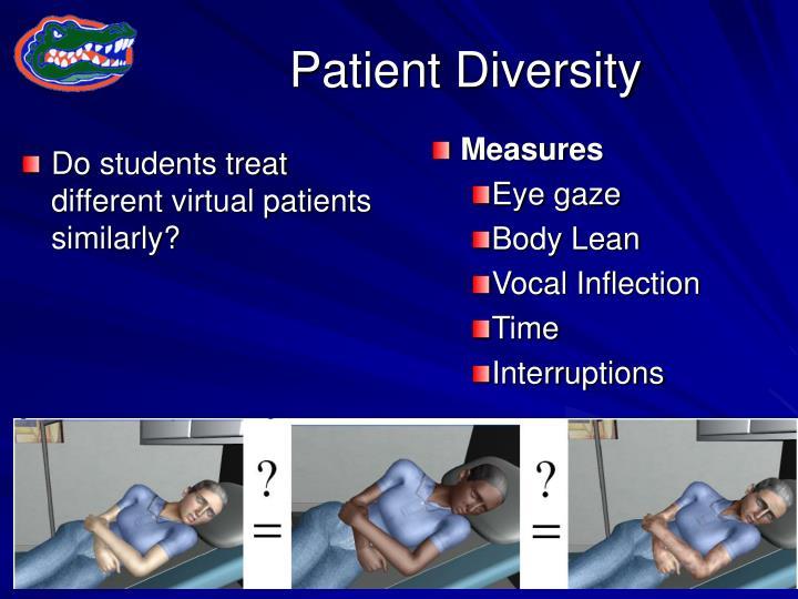 Patient Diversity