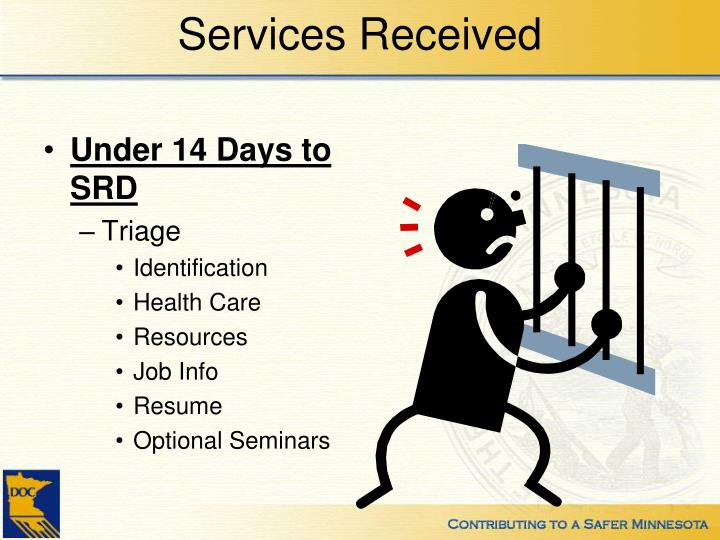 Services Received