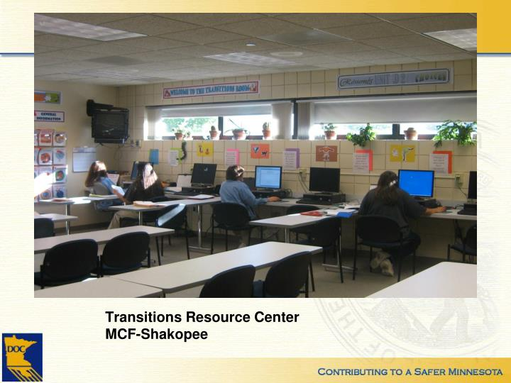 Transitions Resource Center