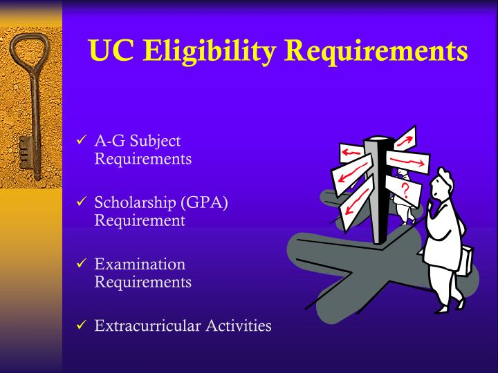 A-G Subject Requirements