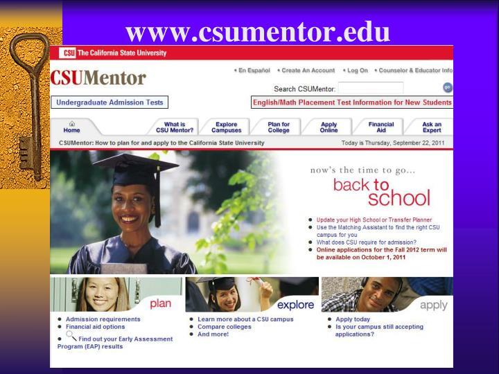 www.csumentor.edu
