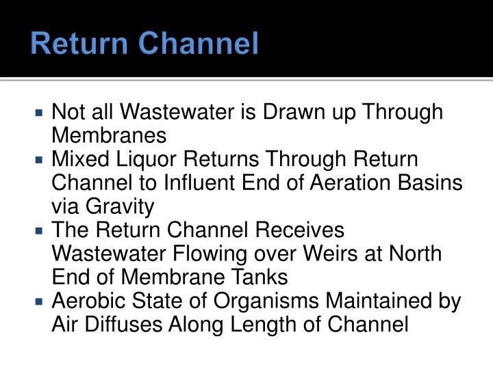 Return Channel