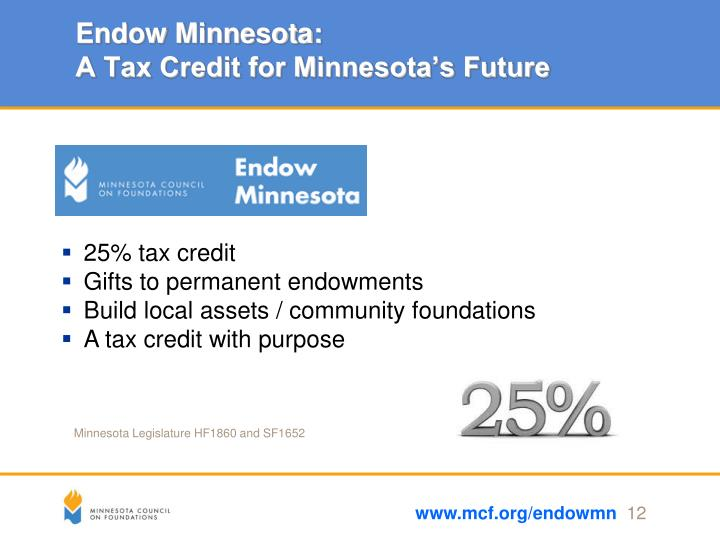 Endow Minnesota: