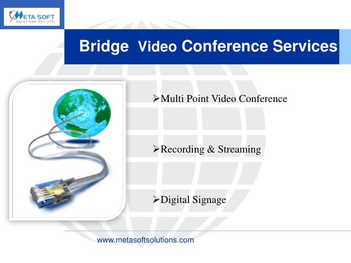 Multi Point Video Conference