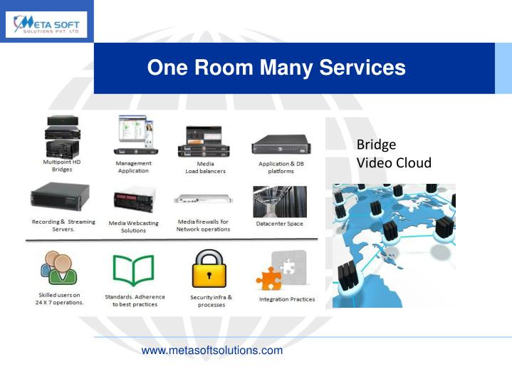 One Room Many Services