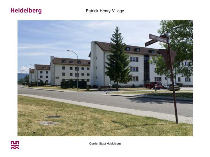 Patrick-Henry-Village