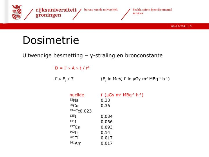 Dosimetrie1