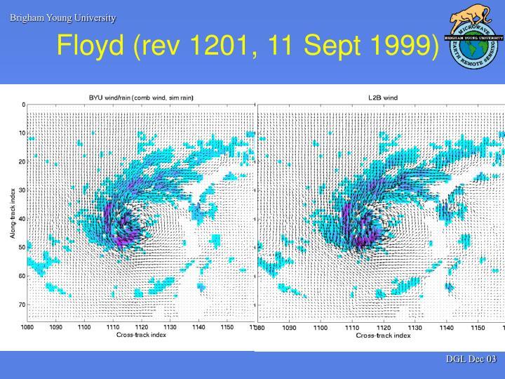 Floyd (rev 1201, 11 Sept 1999)