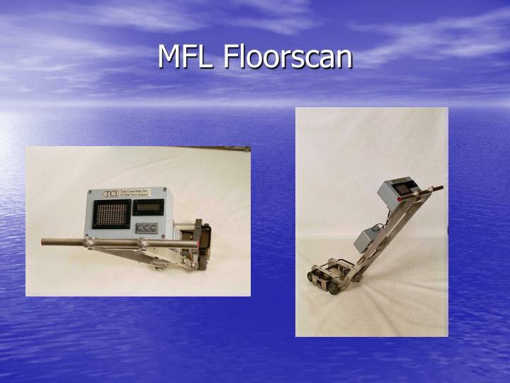 MFL Floorscan