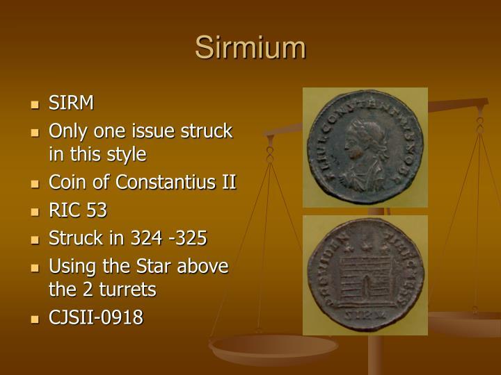Sirmium