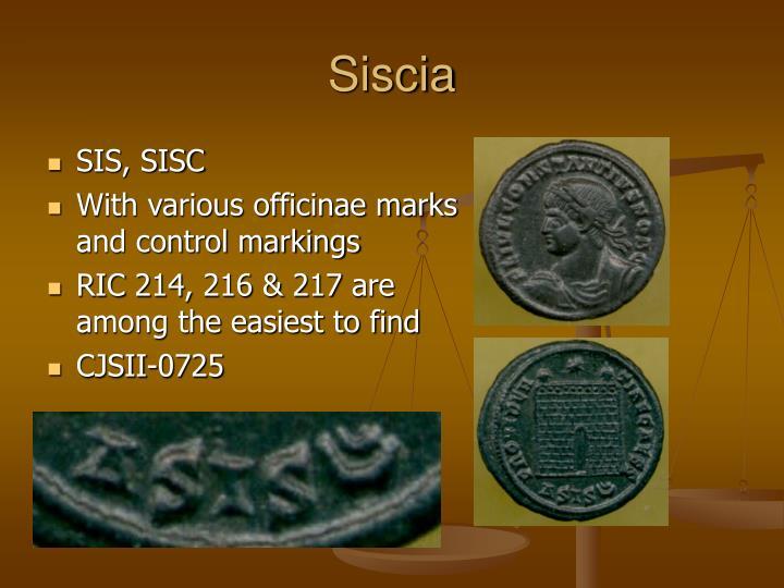 Siscia