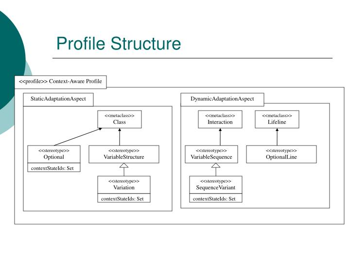 Profile Structure