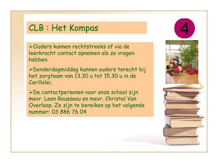 CLB : Het Kompas