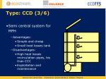 type ccd 3 6