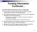 funding information continued1