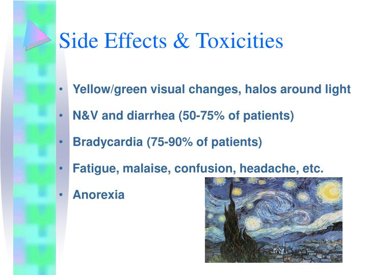 Side Effects & Toxicities