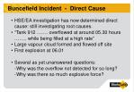 buncefield incident direct cause