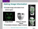 adding image information1
