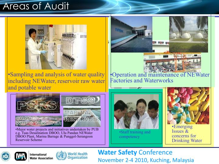 Areas of Audit