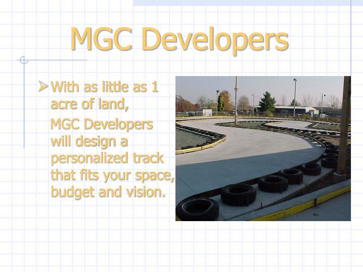 Mgc developers1