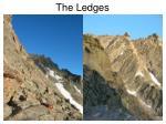 the ledges