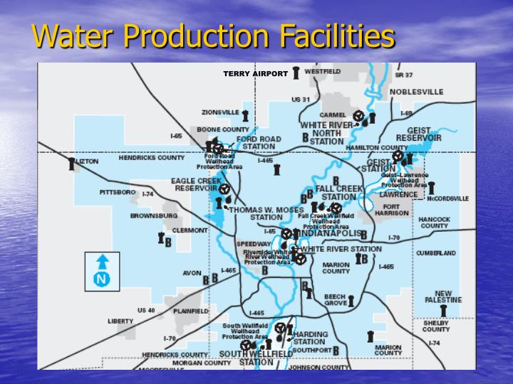 Water Production Facilities