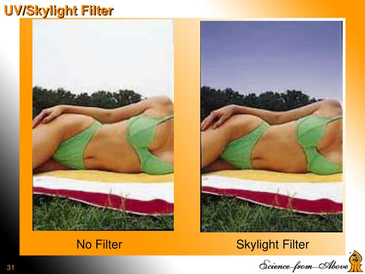 UV/Skylight Filter