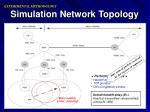 simulation network topology