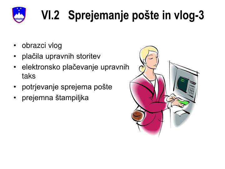 VI.2   Sprejemanje pošte in vlog-3