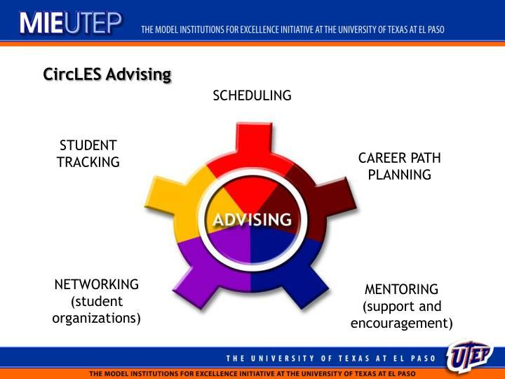 CircLES Advising