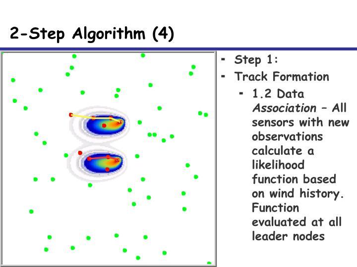 2-Step Algorithm (4)