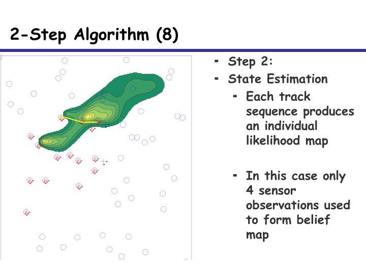 2-Step Algorithm (8)
