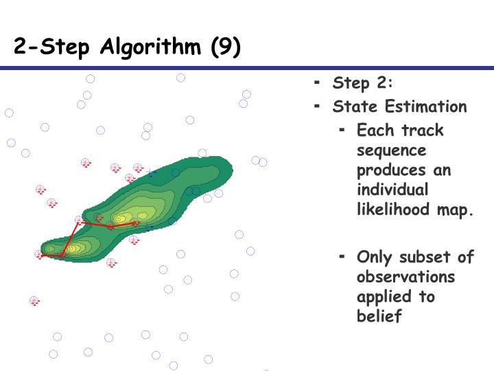 2-Step Algorithm (9)