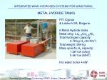 integrated wind hydrogen systems for wind parks6