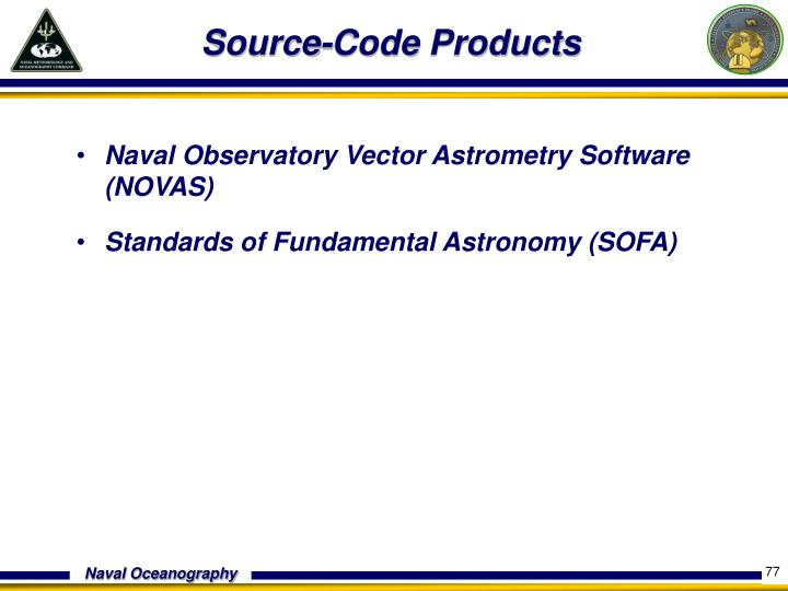 Source-Code Products