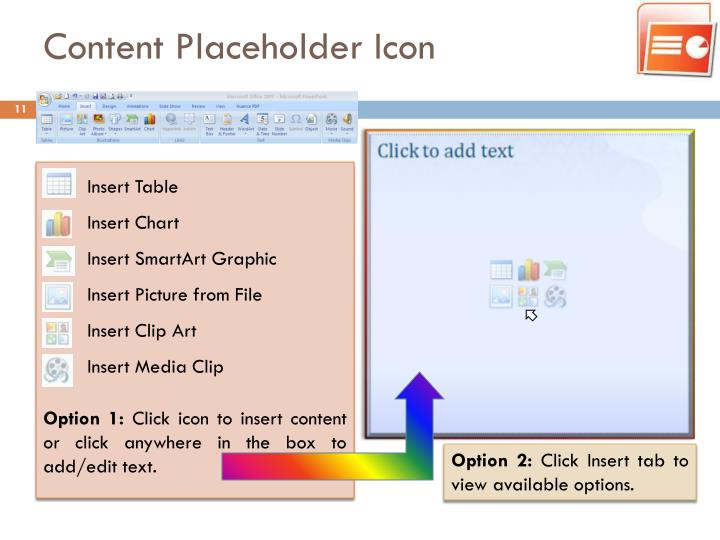 Content Placeholder Icon