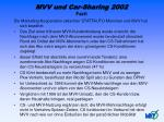 mvv und car sharing 2002 fazit