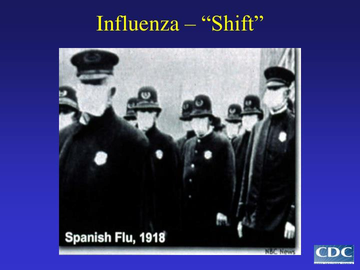 "Influenza – ""Shift"""