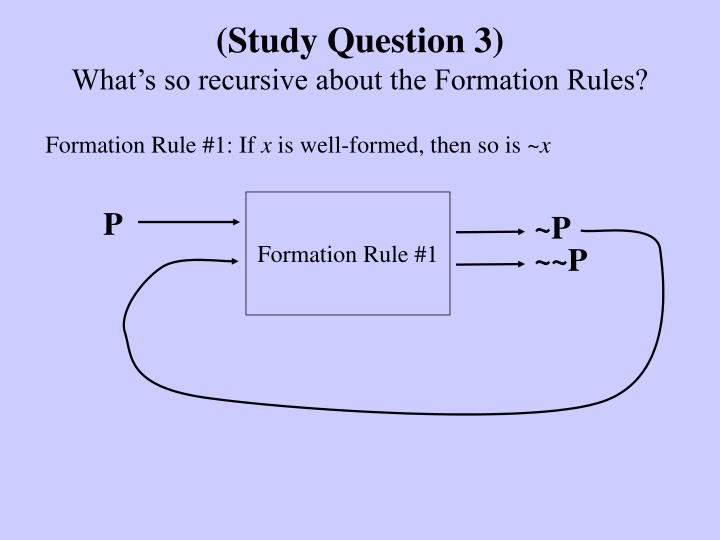 (Study Question 3)