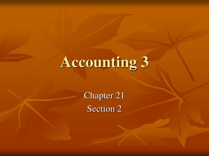 accounting 3 n.