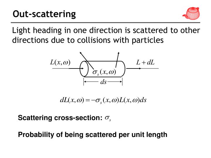 Out-scattering