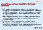 avu african virtual university distance learning