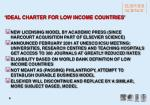 ideal charter for low income countries