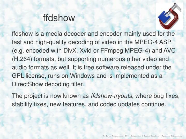ffdshow