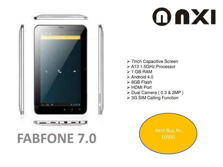 fabfone 7 0 n.