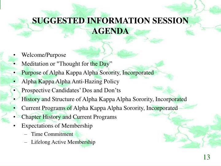 Alpha Kappa Alpha Graduate Chapter Letter Of Invitation Heart
