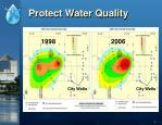 protect water quality