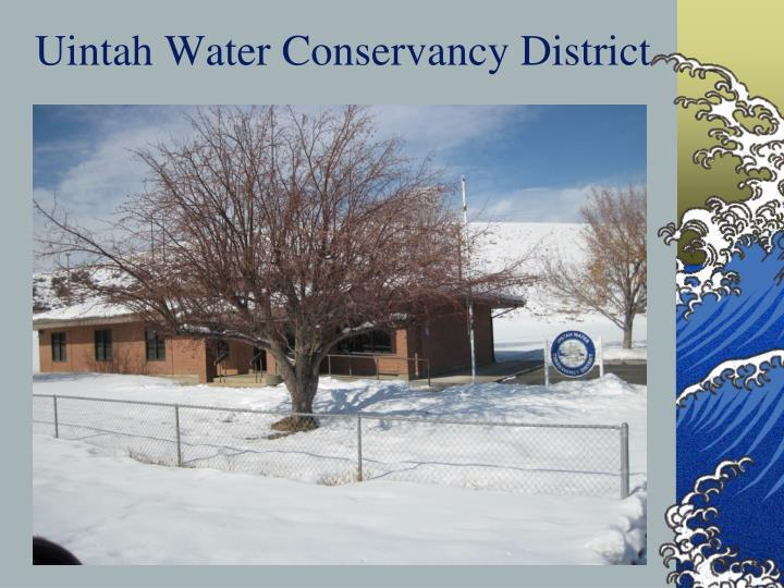 Uintah Water Conservancy District
