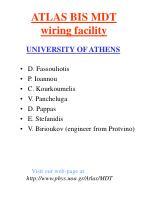 atlas bis mdt wiring facility